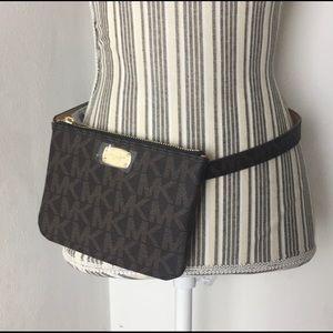 NWT Michael Kors belt purse